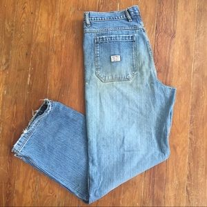 Old Navy Baggy Jeans size 36x34 Oversized 2002